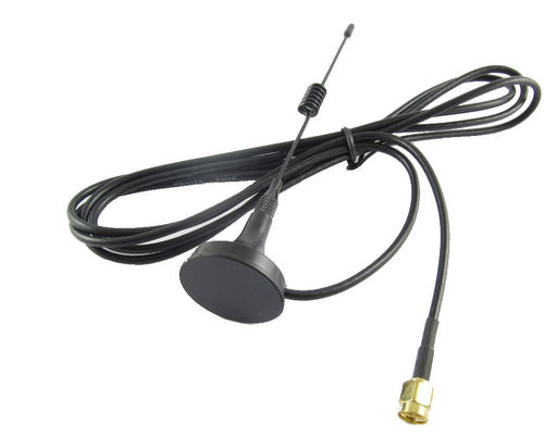 433MHz 3dBi antenna with 1.5m cable, SMA male