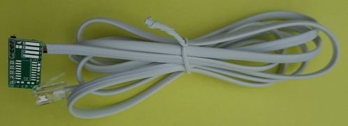DSMR P1 cable - Type 1 only for RFXtrx433XL batch 3618 & 4018