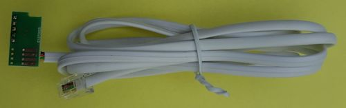 DSMR P1 cable- Type 2 for RFXtrx433XL batch 4918 and ??19 models